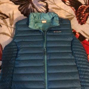 Women's Columbia Winter Vest